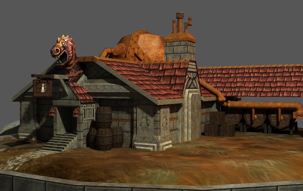 EA Mythic Concept Piece