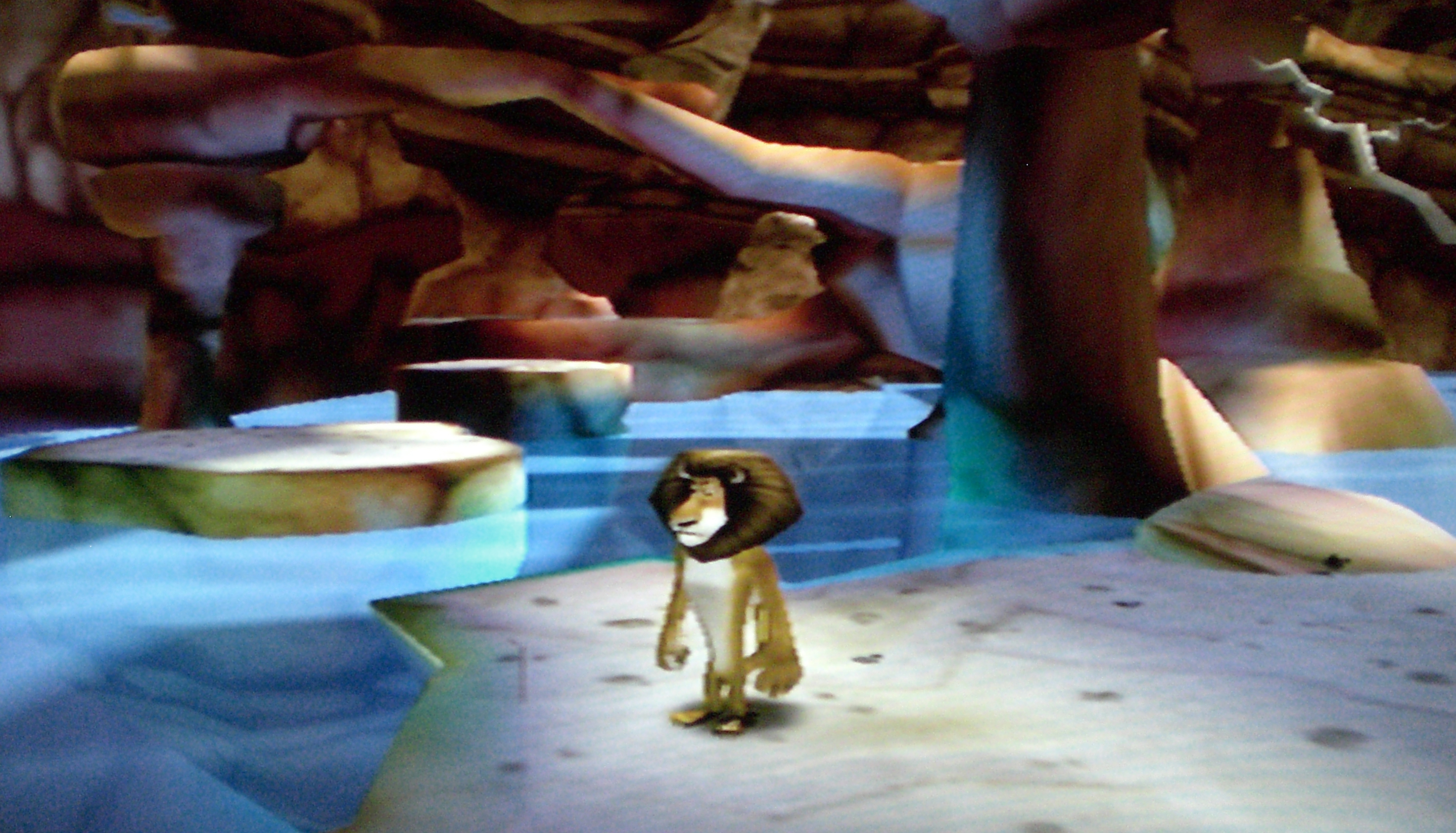 Madagascar 2: Escape 2 Africa - Brave New Wild